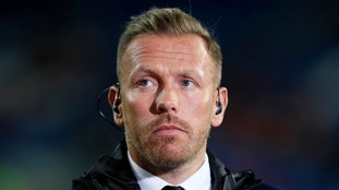Former Wales striker Craig Bellamy says he is interested in the Wales managerial job