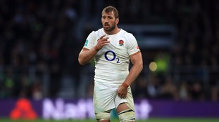 Chris Robshaw is a candidate to fill in for Sam Underhill against Samoa