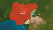 Teenage suicide bomber kills 50 in Nigerian mosque