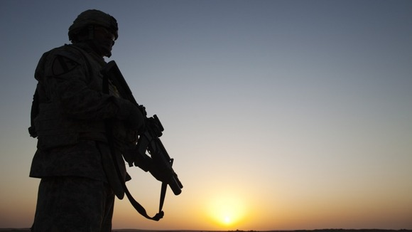 2.3 million members of the American military have been deployed to Afghanistan and Iraq.