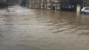 Lancashire suffered severe floods in 2015