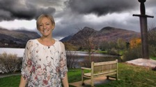 Wales Weather: Dramatic weather to come!