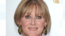 'Emotional' Sarah Lancashire received OBE