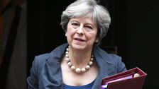 PM meets NI leaders over Stormont impasse