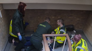Surge in demand for student paramedics