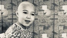 Brave schoolgirl makes video about fighting cancer