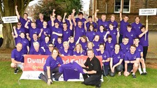 Dumfries and Galloway Special Olympics Team
