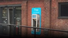 Cash machine raid: 'Undisclosed' amount of money stolen