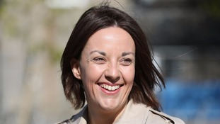 Ms Dugdale had come under fire for her decision to join the show