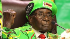 Mugabe resigns as president of Zimbabwe ending 37-year rule