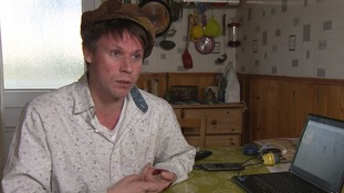 Lauri Love from Newmarket in Suffolk is facing extradition to the United States for alleged computer hacker.
