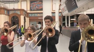 Students from Chetham's School of Music