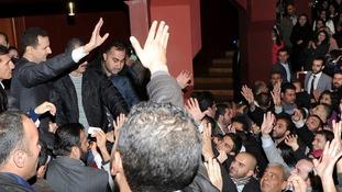 Bashar Assad Syria