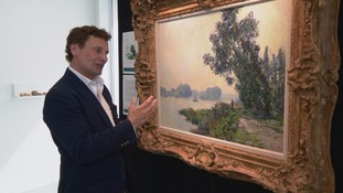 Picasso and Monet paintings come to Jersey