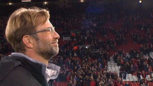 Jurgen Klopp's men will be hoping for victory tonight