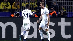 Spurs come from behind to win in Dortmund and top their Champions League group