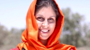 Nazanin Zaghari-Ratcliffe is being detained in Iran.