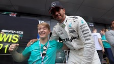 Pride of Sport award for teenage racer Billy Monger