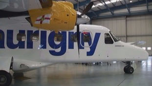 Future of flights linking Alderney to Southampton face further threat