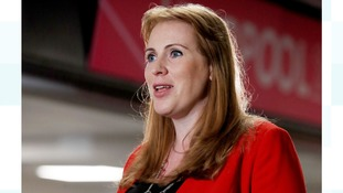 North West MP Angela Rayner becomes a grandmother