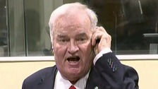 'Butcher of Bosnia' Ratko Mladic sentenced to life for genocide