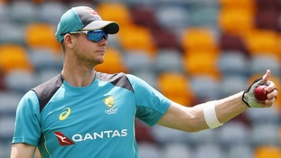 Australia captain Smith believes his current crop of pace bowlers are 'nastier' than former team-mate Mitchell Johnson