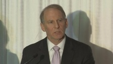Haass: Northern Ireland 'at crisis point'