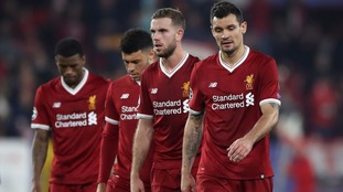 Jordan Henderson has questioned Liverpool's second-half performance admitting the players let themselves down in draw