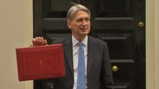 Live: Philip Hammond unveils Budget speech