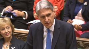 Stamp duty cut for first-time buyers as Hammond reveals growth forecast cut