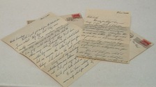Have you lost some love letters from the 1950s.