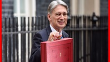 Chancellor pledges £650m extra for Northern Ireland