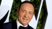 UK police investigate second Spacey sexual assault claim
