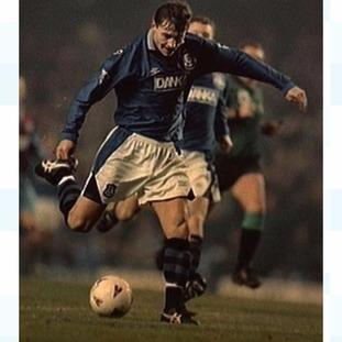 pic of footballer
