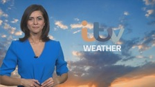 Mild and wild weather for the UK