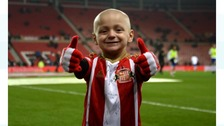 Bradley Lowery's family recognised for fundraising