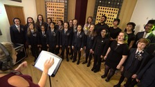 pic of choir