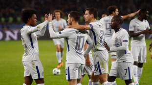 Chelsea progressed to the knock-out phase of the Champions League after they defeated Azerbaijan side Qarabag