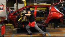 Four out of five UK-built cars are being shipped abroad