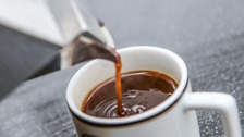 Drinking coffee linked to health benefits