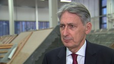 Hammond defends first-time buyers stamp duty cut
