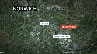 The woman was robbed in Rosary Road