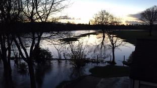 River Eden, Warwick Bridge
