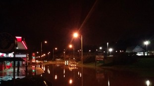 North Wales Flooding