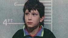 James Bulger killer 'back in jail for child abuse images'