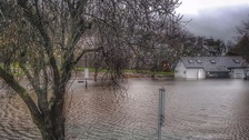 Your pictures: Flooding strikes Cumbria once again
