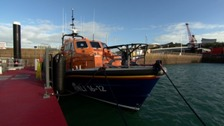 RNLI to return to St Helier next month