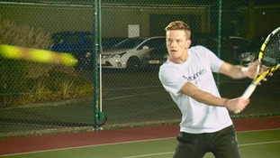 Clayton bolsters CI tennis team for Winter County Cup