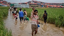 Myanmar and Bangladesh agree on return of Rohingya refugees