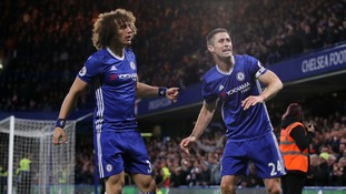 Gary Cahill backs David Luiz to set a good example as Chelsea prepare for Liverpool test